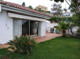 Charming bungalow/house in Puntillo del Sol - El Sauzal