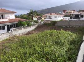 Solar urbano en La Orotava - zona Urb. Las Palmeras