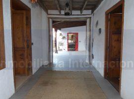 Kanarisches Haus in Los Realejos - La Cruz Santa