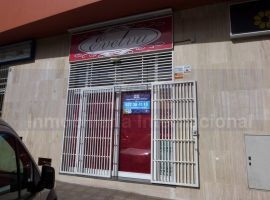 Geschäfts Lokal in Zentrum Santa Úrsula